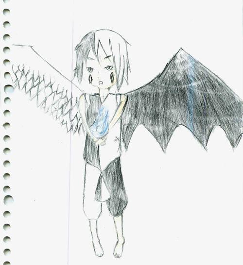 駄天使、未悪魔