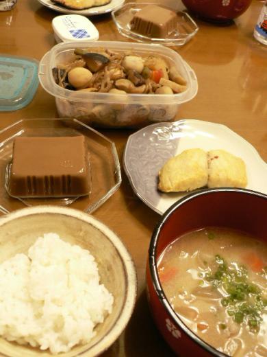 2010年7月24日夕食