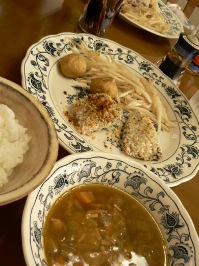 2010年7月26日夕食