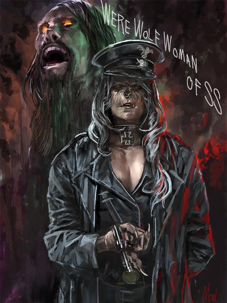 WEREWOLF WOMAN OF THE SS