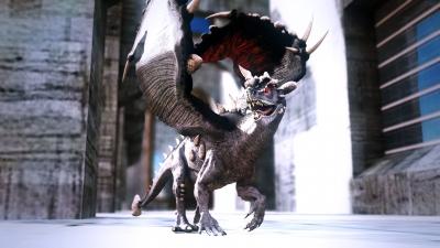 このドラゴンは汎用性が高めな感じがする
