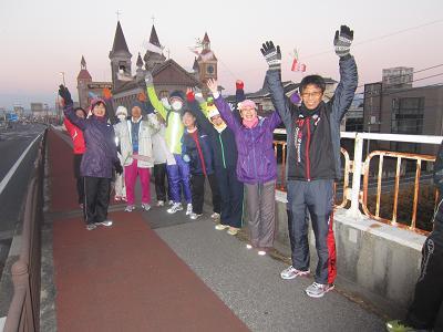 IMG_2005 ⑩ 前橋陸橋上にて