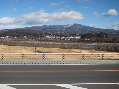 山IMG_2056 ⑩ 新坂東橋から赤城