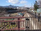 IMG_2064 ④ 若鮎橋を左折