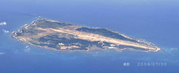 2008年7月の馬毛島