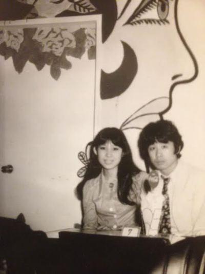 横尾さんと私