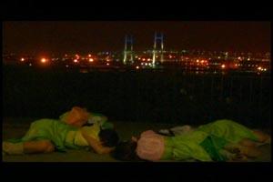 DVD版夜景