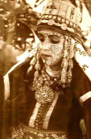 ベルベル女性