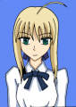 saber icon st smaily