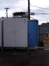 船橋チャリティ 会場 トイレ