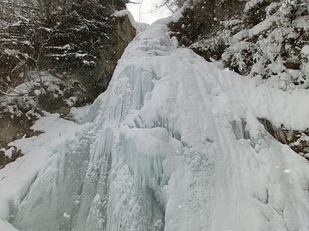 七滝氷瀑比較02(2012.1.27)