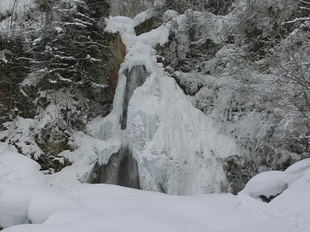 七滝氷瀑比較01(2012.2.8)