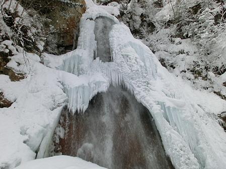 七滝氷瀑比較02(2012.2.8)