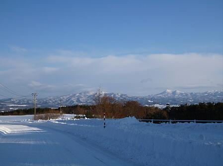 雪積もりの焼走り24(2012.2.2)