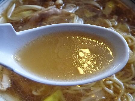 鶏正油ラーメン07(2012.2.3)
