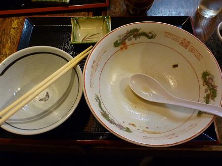 味処佐和14(2012.2.7)味噌ラーメン