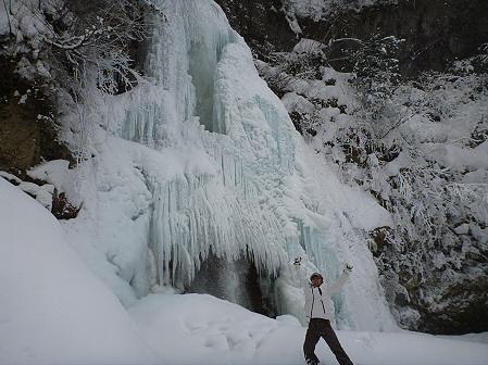 七滝氷瀑比較01(2012.2.10)