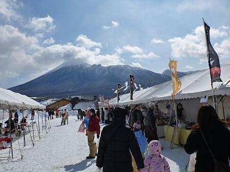 八幡平・安比ゆきフェスティバルの様子31(2012.2.18)