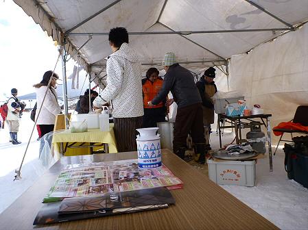 八幡平・安比ゆきフェスティバルの様子34(2012.2.18)
