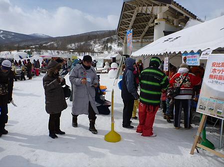 八幡平・安比ゆきフェスティバルの様子39(2012.2.18)