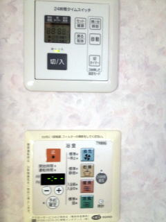 タイマーの付いているのは長時間の停電に耐えられないの?