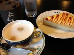 珈琲飲んでトースト食べておけば帰りが遅くなってもお腹空かないです
