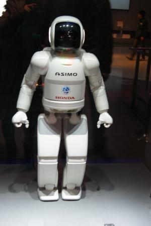 ASIMO君