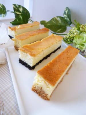 チーズケーキバー2色1