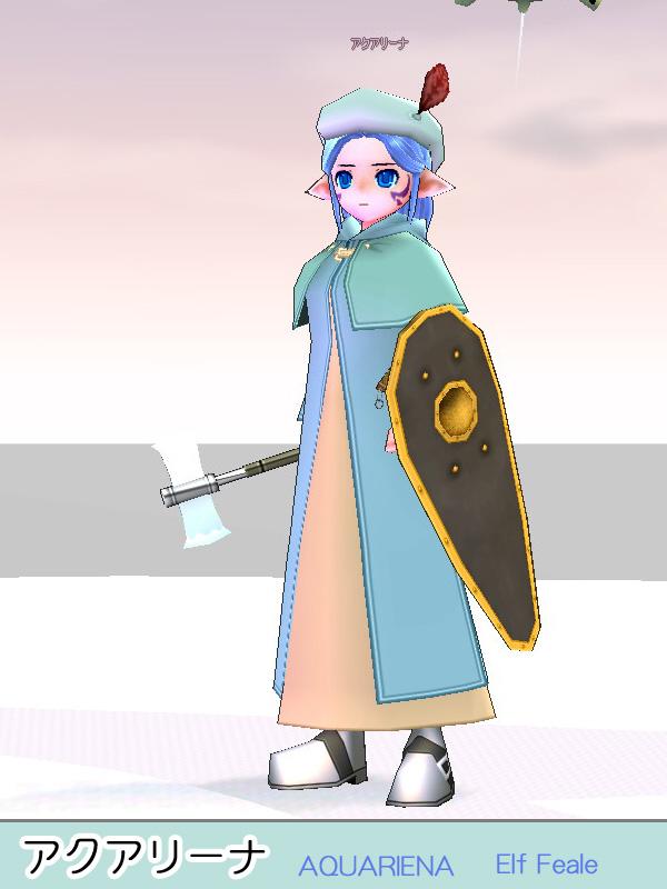 キャラクター・アクアリーナ