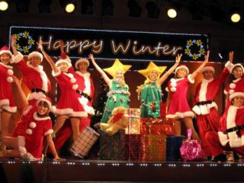 ハウステンボス_スイセイミュージカルクリスマスショー