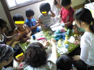 フェルト教室2