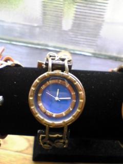 手作り時計真鍮1