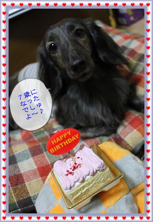 姫 誕生日 加工2