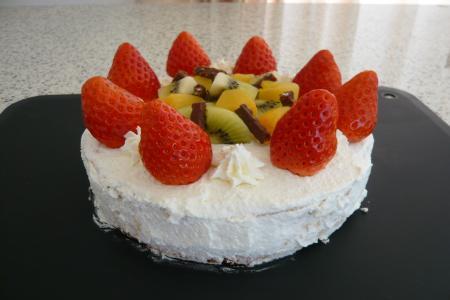 201012クリスマスケーキ