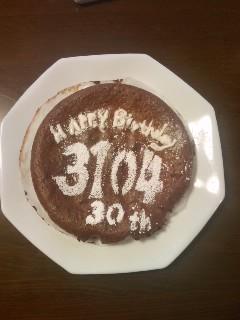 3104ケーキ