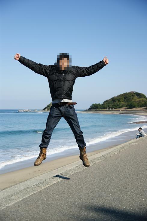 RYOUジャンプ