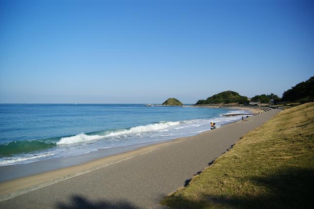 綺麗な海岸