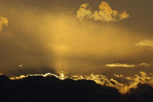 11輝~黄金色の空~