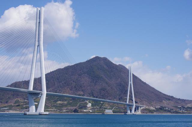 2 晴天と多田羅大橋