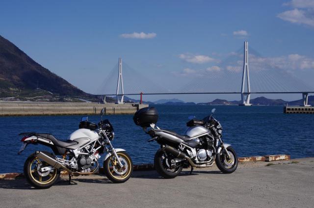 11QTR&Bandit~多田羅大橋と~
