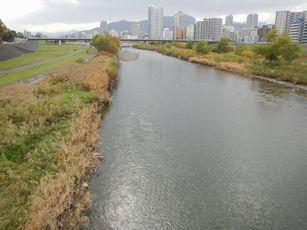 豊平川 (2)