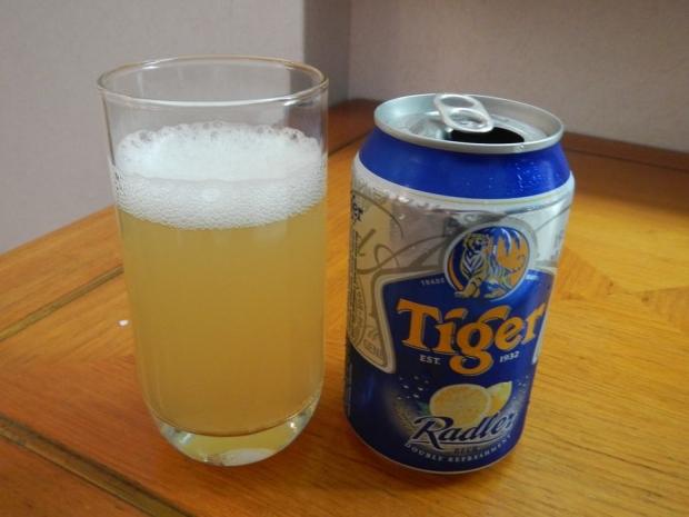 タイガーレモンビール
