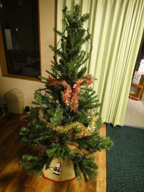 クリスマスツリー ボンボンのみ