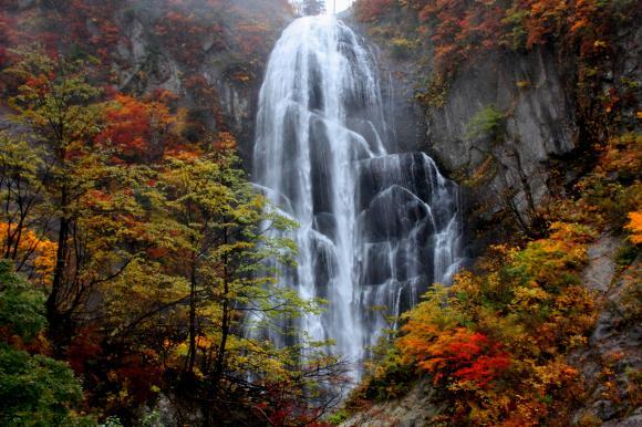 安の滝13