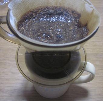 たんぽぽコーヒードリップ