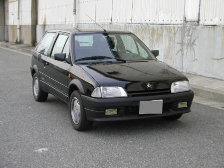 シトロエン AX GTI  CITROEN AX