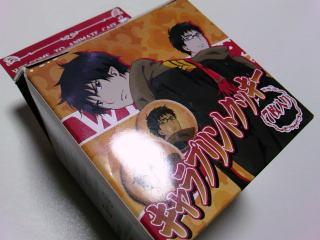 アニメイトカフェ 青の祓魔師 キャラプリントクッキー¥680