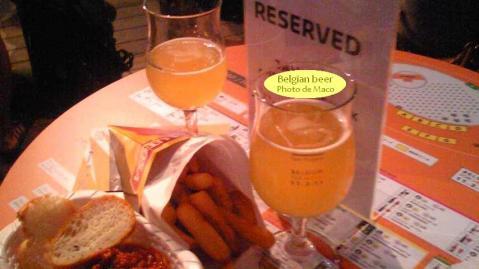 2011.0908 ベルギービールa