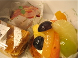 ガロパンの洋菓子