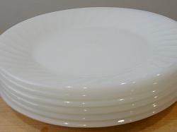 ホワイトディナープレート